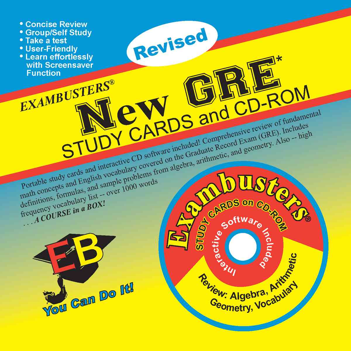 Exambusters New GRE
